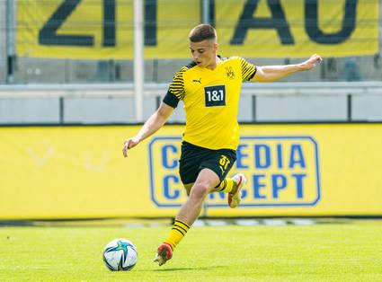 U23: Heimauftakt am Samstag gegen Waldhof Mannheim