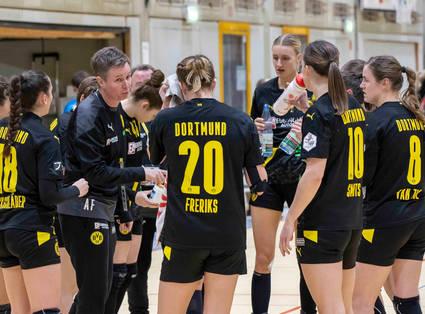 BVB-Damen siegen in der Bundesliga mühelos