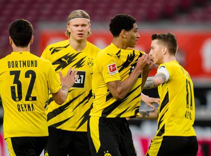 Die jüngsten Torschützen kommen aus Dortmund