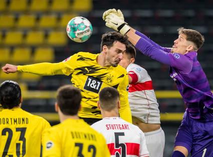 BVB und VfB mit langem Atem