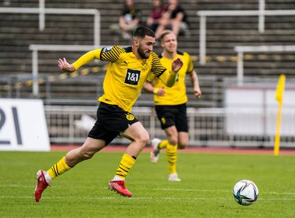 Flutlichtspiel am Montagabend – U23 gastiert in Wiesbaden