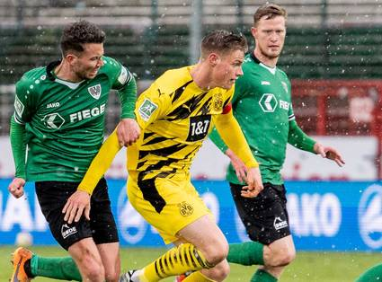 Steffen Tigges: Von Manchester nach Münster