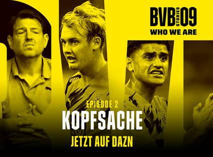 Folge zwei der exklusiven BVB-Serie auf DAZN!